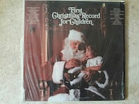 First Christmas Record For Children Baltimore, 21239