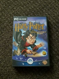Hp and Philosopher's stone PC CD ROM GAME  Edmonton, T6R
