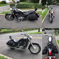 2000 Honda Shadow Sabre VT1100c2 Trade New Rochelle