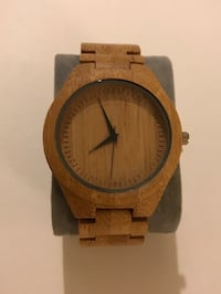 Brand New Wood Watches Cottonwood, 86326