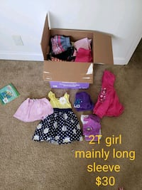 toddler's assorted clothes Fort Riley, 66442