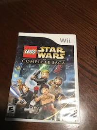 Star wars wii game