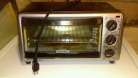 Black and decker toast oven Toronto, M2J 2Y6