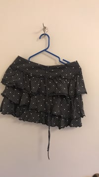 Cute Green Grey Heart Patterned Skirt Mississauga, L4W 2C2