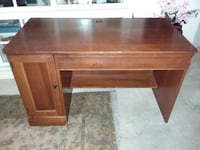 Hooker computer desk with chair mint shape can deliver  Venice, 34293