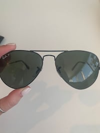 Ray-Ban Classic Black Aviator Sunglasses