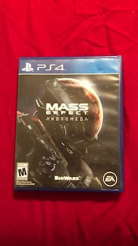 Mass Effect Andromeda PS4 New Orleans, 70126