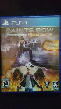 Ps4 saints row  Orem, 84058