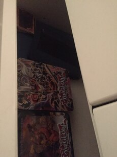 Yu-Gi-Oh playing cards boxes