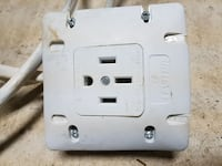 White female electric socket Vaughan, L4J 5L5