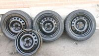 Set of rims Newmarket, L3Y 2V7