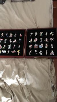 Betty boop pins collection in box Daly City, 94015