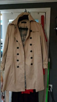 brown button-up coat Nashville, 37214