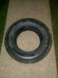 1 Michelin cross terrain  p235/70/r16  Lehighton, 18235