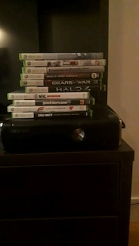 Xbox 360 and games Mississauga, L4Z