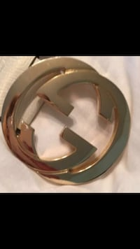 Gucci belt buckle