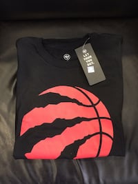 Bnwt raptors men's T-shirt  Vaughan, L4H 3L9