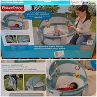 Fisher-Price Baby Dome Brampton, L6T 3R5