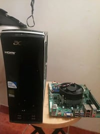 Acer mini tower case and mother board  Kitchener, N2N 1X4