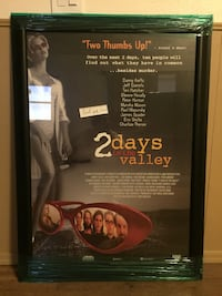 Charlize Theron signed cut Movie poster  Payson, 85541