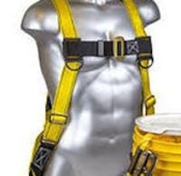 New Guardian Premium Body Harness With Temper Anchor.  American Fork, 84003