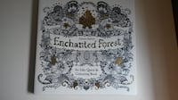 Enchanted Forest by Johanna Basford MONTREAL