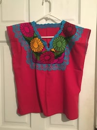 Mexican embroidered shirts $20 each