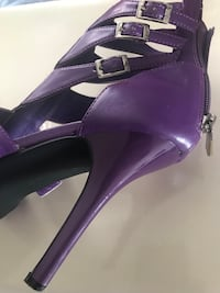 "Purple 4"" heels Groton, 06340"