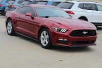 2016 Ford Mustang V6 Coupe Houston