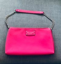 Kate Spade small bag Hot pink  3749 km