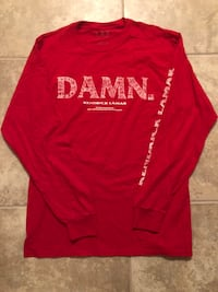 Kendrick Lamar Official Tour Shirt (NEVER WORN OR WASHED) Bentonville, 72712