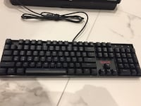 RED DRAGON MECHANICAL KEYBOARD RED or RBG BACKLIGHT Markham, L3R 9Z4