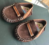 pair of brown leather loafers Alburquerque, 87123