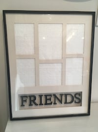 """Friends"" Photo Frame"