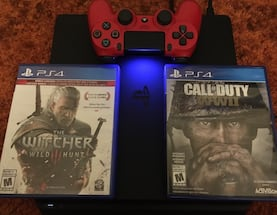 1tb PS4 slim comes with 11 games