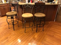 3 bar stools buy as a set or separately