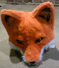 Halloween Adult Oversized Fox Head Gaithersburg, 20886