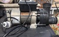 Wow Pump, 1 Speed with Air Switch, Plug! Toronto, M6M 4A2