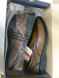 pair of black leather dress shoes Phoenix, 85021