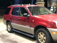 Mercury - Mountaineer - 2002 Linden, 22642