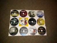 12 PlayStation 3 video games...firm on price Summerville