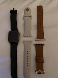 Gold stainless steel Apple Watch series 4 40mm Houston, 77084