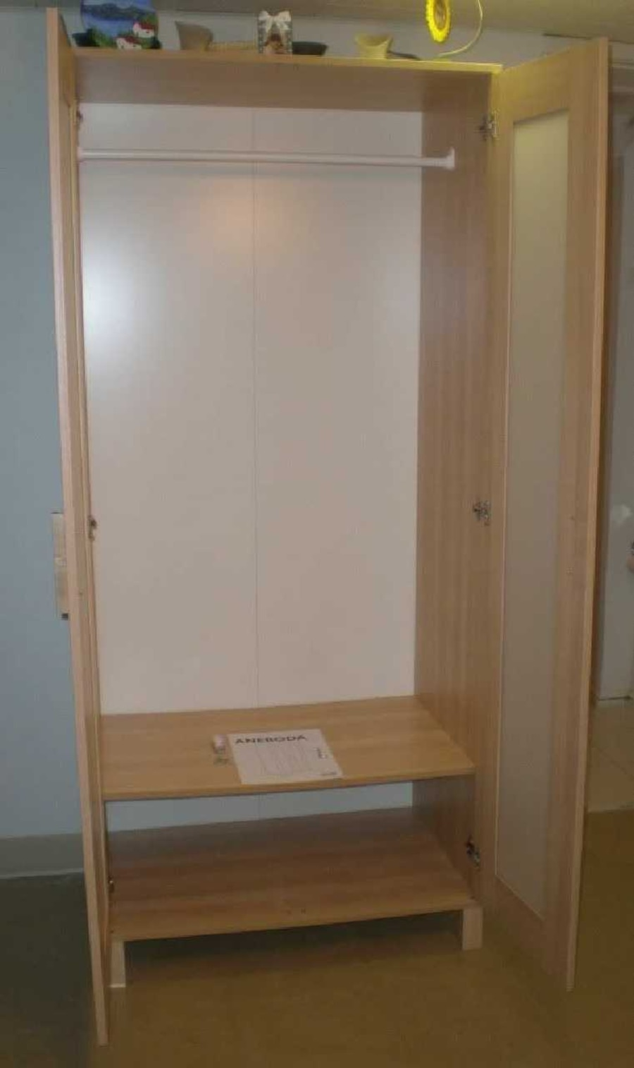 used ikea wardrobe in queens