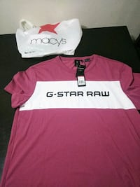 G-Star T-SHIRT XL Washington