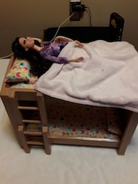 Barbie bed Fremont, 94538