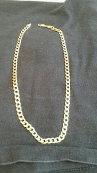 14 k gold italian link chain all hand crafted   Fishkill, 12524