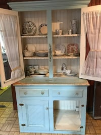 Antique Hoosier Cabinet / Cupboard