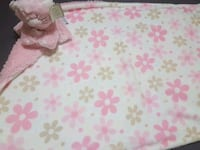 Beautiful new never used baby blanket for sale $15 Toronto