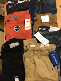 BOYS SIZE 7 JEANS BUNDLE Norfolk, 23502