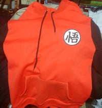 Dragon ball hoodie size large